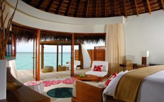 Bedroom at W Retreat & Spa