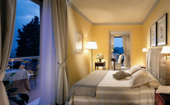 Luxury suite at The Fonteverde Hotel & Spa