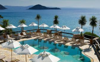 Pool at Il Pellicano