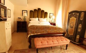 The junior suite at Villa Mangiacane