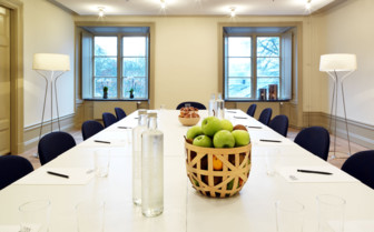 Meeting room at Hotel Skeppsholmen, luxury hotel in Stockholm, Sweden