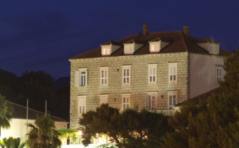 Villa Vilina, luxury hotel in Croatia