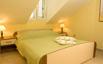 Suite at Villa Vilina, luxury hotel in Croatia