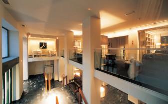 Interior at Miro Hotel, luxury hotel in Spain