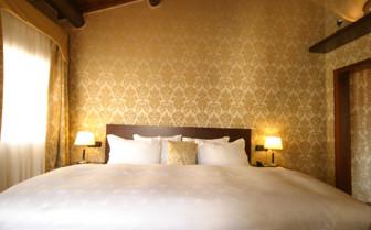 Luxury suite at Ca Maria Adele