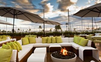 Terrace at The Modern Honolulu