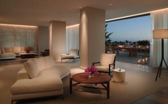 The sun suite interior