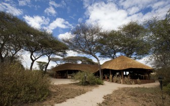Olivers Camp, luxury camp in Tanzania, Africa