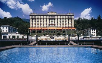 Grand Hotel Tremezzo, luxury hotel in Italy