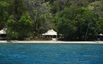 Picture of Beach at Amanwana