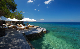 Picture of Pool Deck at Amanwana