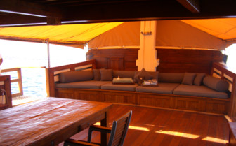 Picture of the Lounge at Amanwana