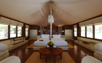 Picture of Tent at Amanwana