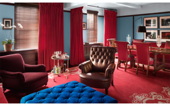 Lounge at Gramercy Park Hotel
