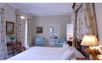 Bedroom at Casa No 7, luxury hotel in Italy