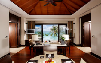 Picture of Ocean Front Pool Villa at Trisara