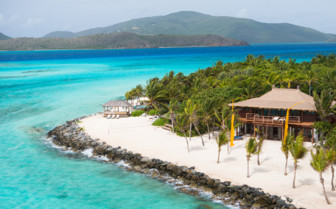 Picture of Beach Front at Necker Island