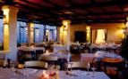 Restaurant at Masseria Torre Maizza