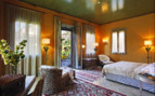 Deluxe double room at Bauer Palladio, luxury hotel in Italy