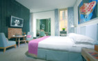 The studio bedroom suite at Portrait Roma