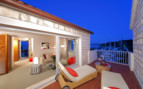 The Riva Marina Suite Terrace at Hotel Riva