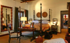 Large suite at Bushmans Kloof hotel