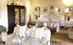 Deluxe bedroom at Bushmans Kloof hotel