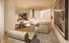 Bedroom at Ellerman House & Villas
