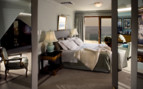 Bedroom at Ellerman House & Villas, luxury hotel in South Africa