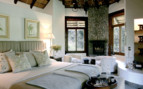 Luxury suite at Londolozi, luxury hotel in South Africa