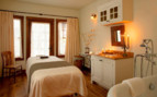 Single Bedroom at Ranch at Rock Creek, luxury hotel in the Great American Wilderness