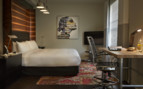 Th premier studio rooms at Hotel Zetta