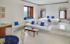 The large Palace Suite at Devi Garh, luxury hotel in India