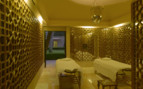 The spa room at Amanbagh hotel