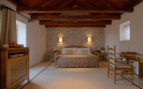 Cottage at Aman Sveti Stefan, luxury hotel in Montenegro