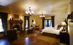 The suite interior at Kenwood Inn, luxury hotel in Napa & Sonoma Valley