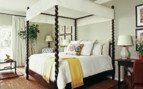Large bedroom at Canary Hotel, luxury hotel in Santa Barbara