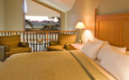 Loft Suite at Wickaninnish Inn, luxury hotel in British Columbia, Canada