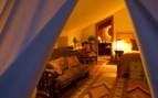 Bedroom at  Clayoquot Wilderness Resort, luxury hotel in British Columbia, Canada