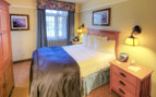 Double Bedroom at El Tovar, luxury hotel in the Great American Wilderness