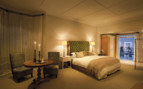 Luxury bedroom at Cape Cadogan, luxury hotel in Cape Town, South Africa