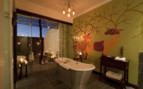 Bathroom at Samode Safari Lodge