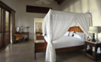 Spacious bedroom at The Residence Zanzibar