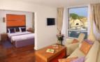 Room interior at Hotel Adriana, luxury hotel in Croatia
