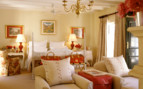 Luxury suite at Kurland hotel