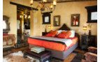 Bedroom at Hartford House, luxury hotel in South Africa