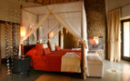 The Bush Lodge Villa at Thanda Private Reserve, luxury hotel in South Africa