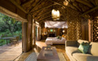 Luxury suite at Lake Manyara Tree Lodge, luxury Lodge in Tanzania