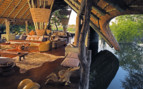 The main lodge at Singita Boulders