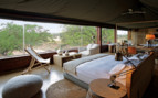 Luxury villa suite at the lodge
